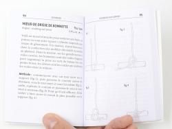 """Französisches Buch """" Les nœuds"""""""
