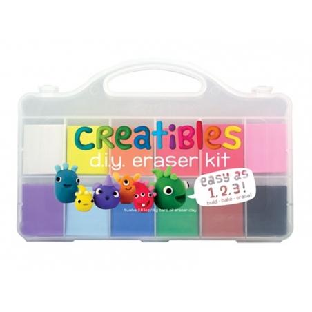 Acheter Kit pour fabriquer ses gommes - Creatibles - 17,99€ en ligne sur La Petite Epicerie - Loisirs créatifs