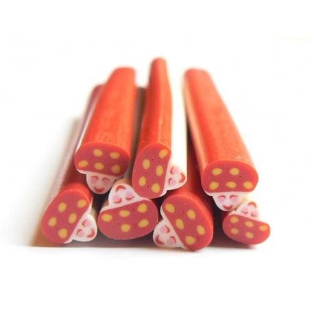 Acheter Cane champignon- en pâte polymère - à trancher - 0,49€ en ligne sur La Petite Epicerie - Loisirs créatifs