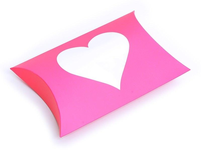 Acheter Pochette Cadeau Coeur - rose fluo - 1,29€ en ligne sur La Petite Epicerie - Loisirs créatifs