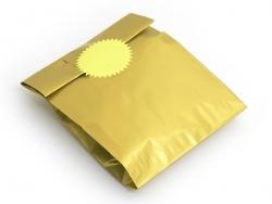 Acheter 3 étiquettes autocollantes Deco Star - Jaune Fluo - 0,29€ en ligne sur La Petite Epicerie - 100% Loisirs créatifs