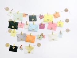 Acheter 3 étiquettes autocollantes Deco Star - Kraft - 0,29€ en ligne sur La Petite Epicerie - 100% Loisirs créatifs