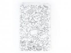 10 gift bags - can be coloured