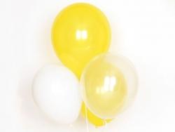 10 Luftballons von My Little Day - durchsichtig