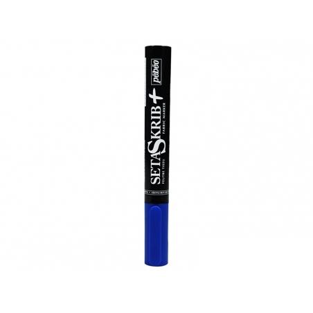 Feutre pour tissus clairs Pebeo - Bleu