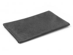 Grande plaque de feutrine -  Gris anthracite Rico Design - 1