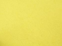 Große Filzplatte - gelb