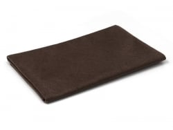 Big piece of felt - Brown