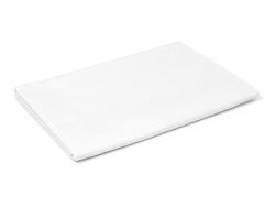 Große Filzplatte - weiß