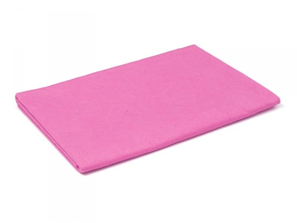Big piece of felt - Dark pink