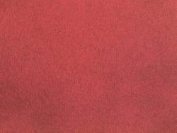 Große Filzplatte - rot