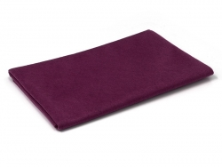 Big piece of felt - Burgundy