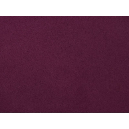 Acheter Grande plaque de feutrine - Bordeaux - 5,50€ en ligne sur La Petite Epicerie - Loisirs créatifs