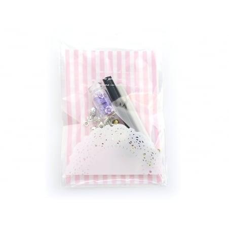 Acheter 1 sachet plastique - Vichy rose - 0,29€ en ligne sur La Petite Epicerie - Loisirs créatifs