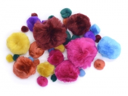 Pompons - Fashion Rico Design - 1