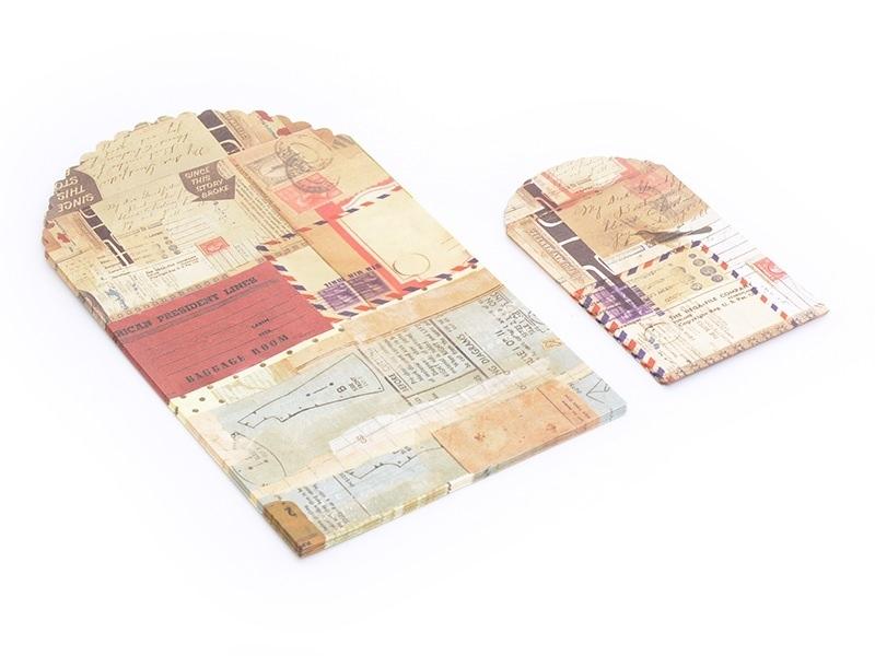 10 paper bags - Vintage