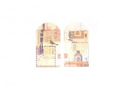 10 pochettes en papier - Vintage