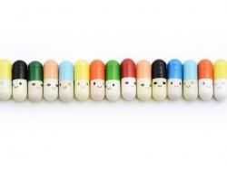Acheter Lot de 10 gélules à message - sourire - 2,99€ en ligne sur La Petite Epicerie - 100% Loisirs créatifs