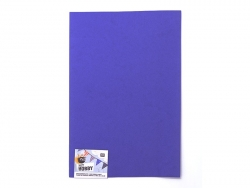 1 foam sheet - Navy blue