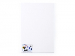 1 foam sheet - White