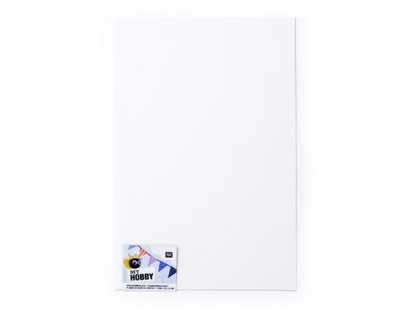 Acheter 1 plaque de mousse en caoutchouc - Blanc - 0,79€ en ligne sur La Petite Epicerie - 100% Loisirs créatifs