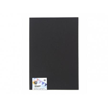 1 foam sheet - Black