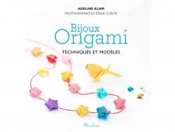 """Französisches Buch """" Bijoux Origami - Techniques et modèles"""""""