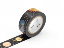 Masking tape KIDS motif - Planètes