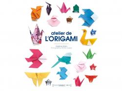 Livre Atelier de l'origami