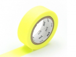 Masking Tape - neon yellow