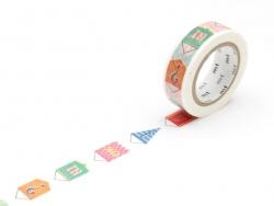 Acheter Masking tape motif - Fanions - 3,30€ en ligne sur La Petite Epicerie - 100% Loisirs créatifs