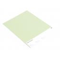5 feuilles de papier à lettre - Vert Anis