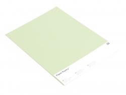 5 sheets of letter paper - light moss green