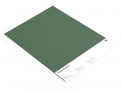 5 Bögen Briefpaper - dunkelgrün