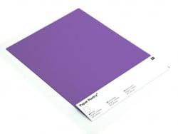5 feuilles de papier à lettre - Violet