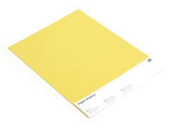5 sheets of letter paper - yellow