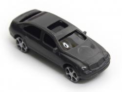 1 mini voiture - gris foncé