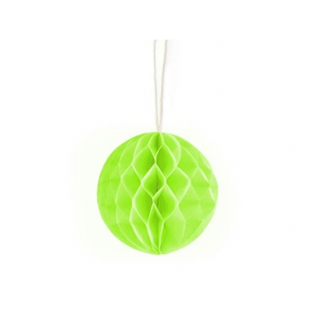 Acheter Mini boule alvéolée 5 cm - vert pomme - 0,99€ en ligne sur La Petite Epicerie - 100% Loisirs créatifs