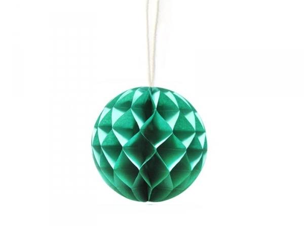 Acheter Mini boule alvéolée 5 cm - vert sapin - 0,99€ en ligne sur La Petite Epicerie - 100% Loisirs créatifs