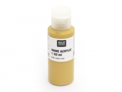 Acrylic paint (82 ml) - ochre