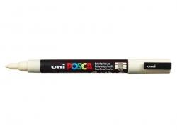 POSCA-Marker - feine Spitze (1,5 mm) - elfenbeinfarben