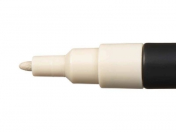POSCA-Marker - feine Spitze (1,5 mm) - beige