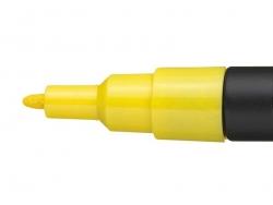 POSCA marker - fine tip (1.5 mm) - yellow