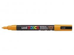 POSCA marker - fine tip (1.5 mm) - orange