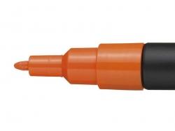 Marqueur posca - pointe fine 1,5 mm - Orange Foncé