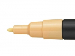 POSCA-Marker - feine Spitze (1,5 mm) - lachsrosa