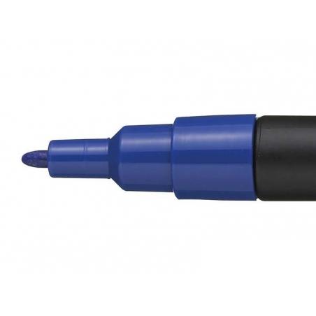 Acheter Marqueur posca - pointe fine 1,5 mm - Bleu Foncé - 3,75€ en ligne sur La Petite Epicerie - Loisirs créatifs