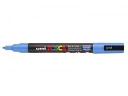 POSCA-Marker - feine Spitze (1,5 mm) - himmelblau