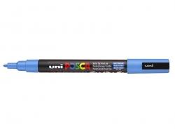 POSCA marker - fine tip (1.5 mm) - sky blue