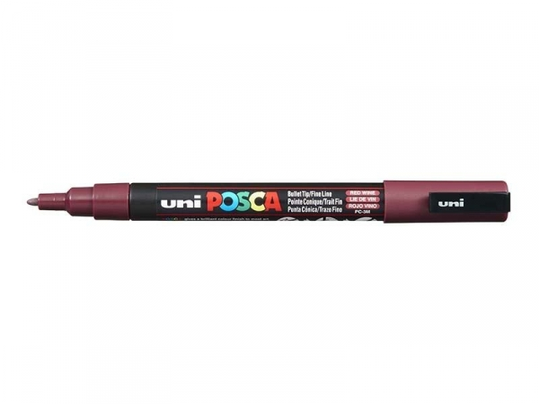 POSCA marker - fine tip (1.5 mm) - brown